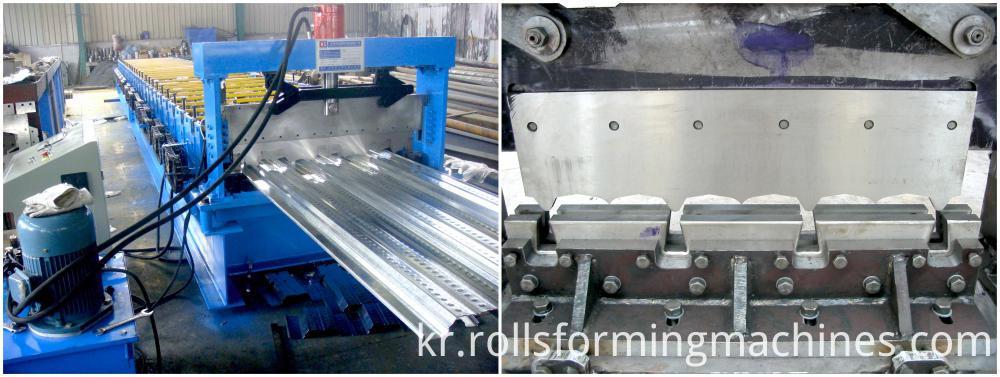 Steel Floor Decking Forming Machine 02
